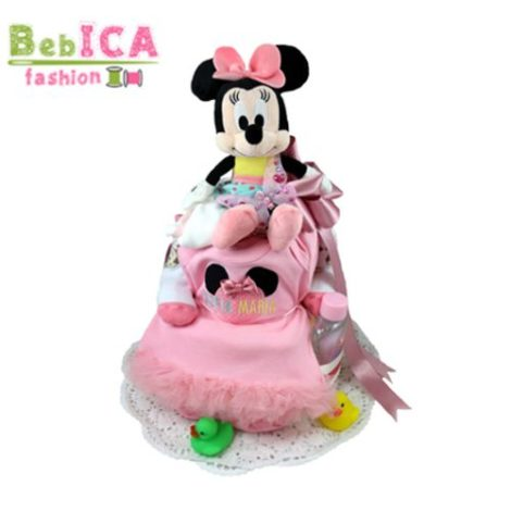tort scutece Minnie Mouse