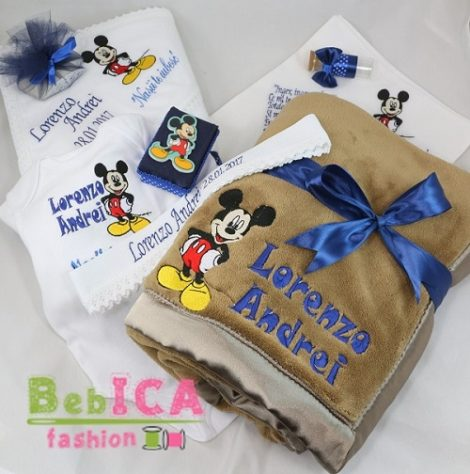 set trusou botez Mickey