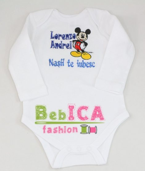 body botez Mickey