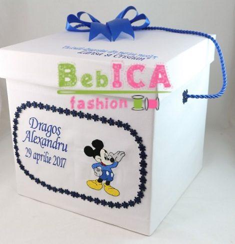 cutie trusou botez Mickey