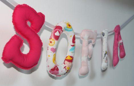 litere nume textile decorative sofia